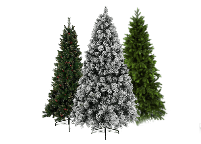Artifical Christmas Trees
