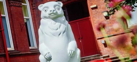 The Big Sleuth & Boldmere Bear