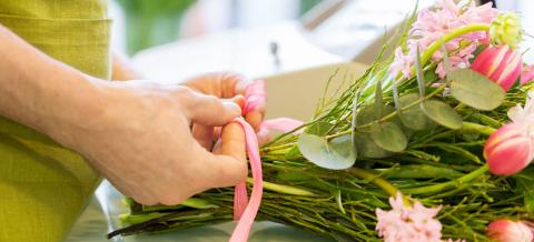 Floristry Demonstration & Workshop