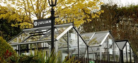 New Greenhouse Display
